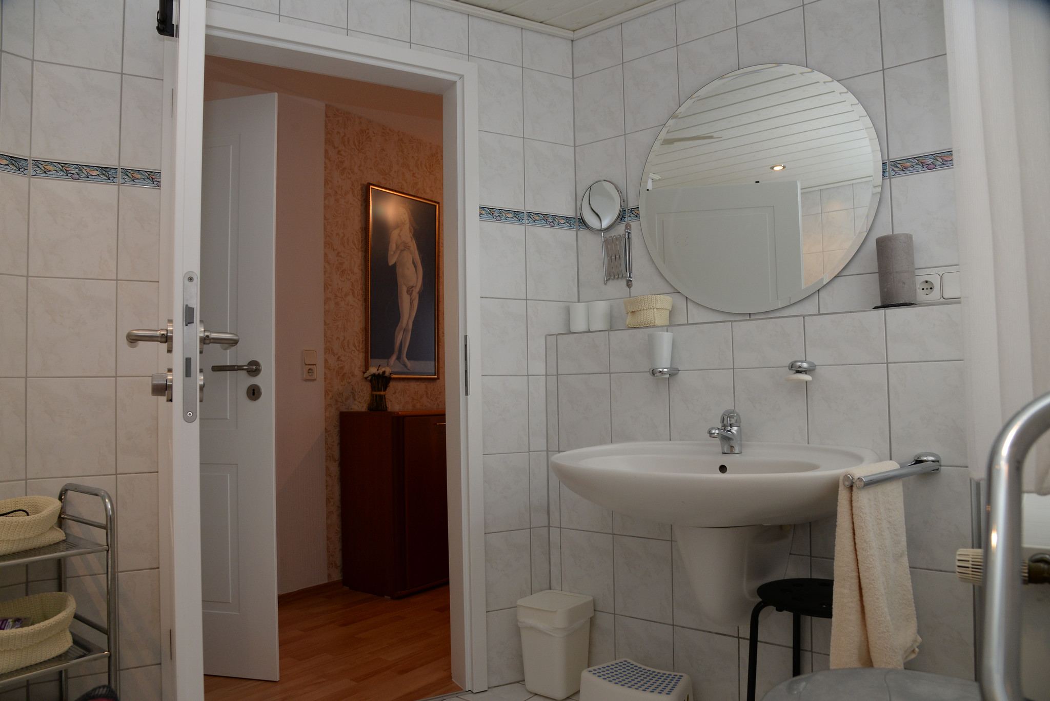 Badezimmer, bathroom, toilet