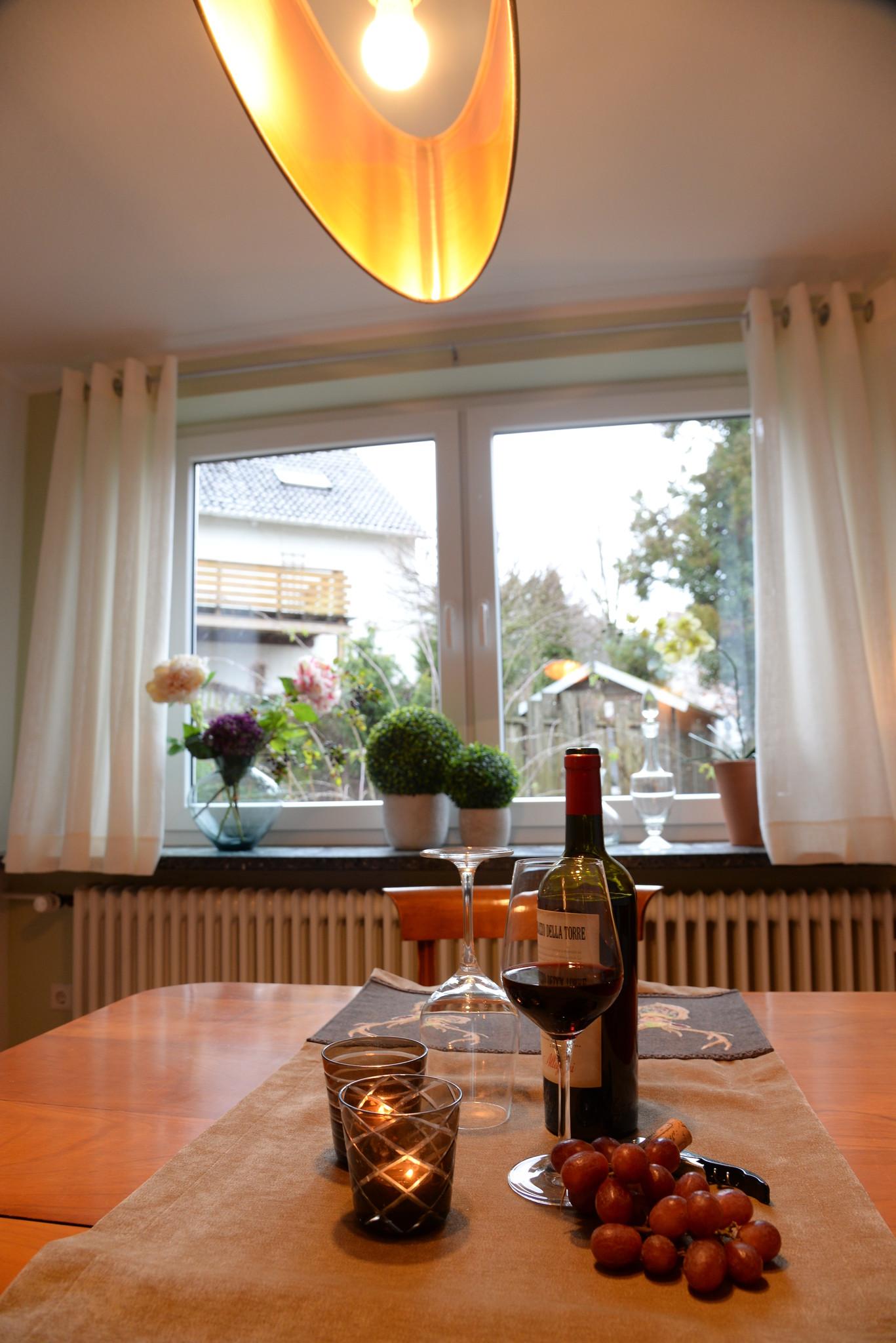 Esszimmer, dining room, eetzaal