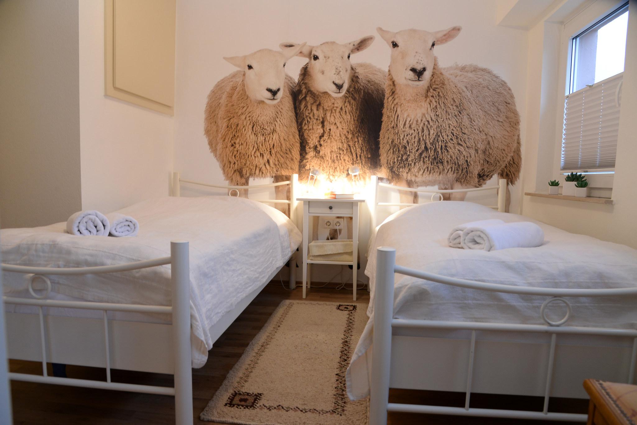 Schlafzimmer, Bedroom, Slaapkamer