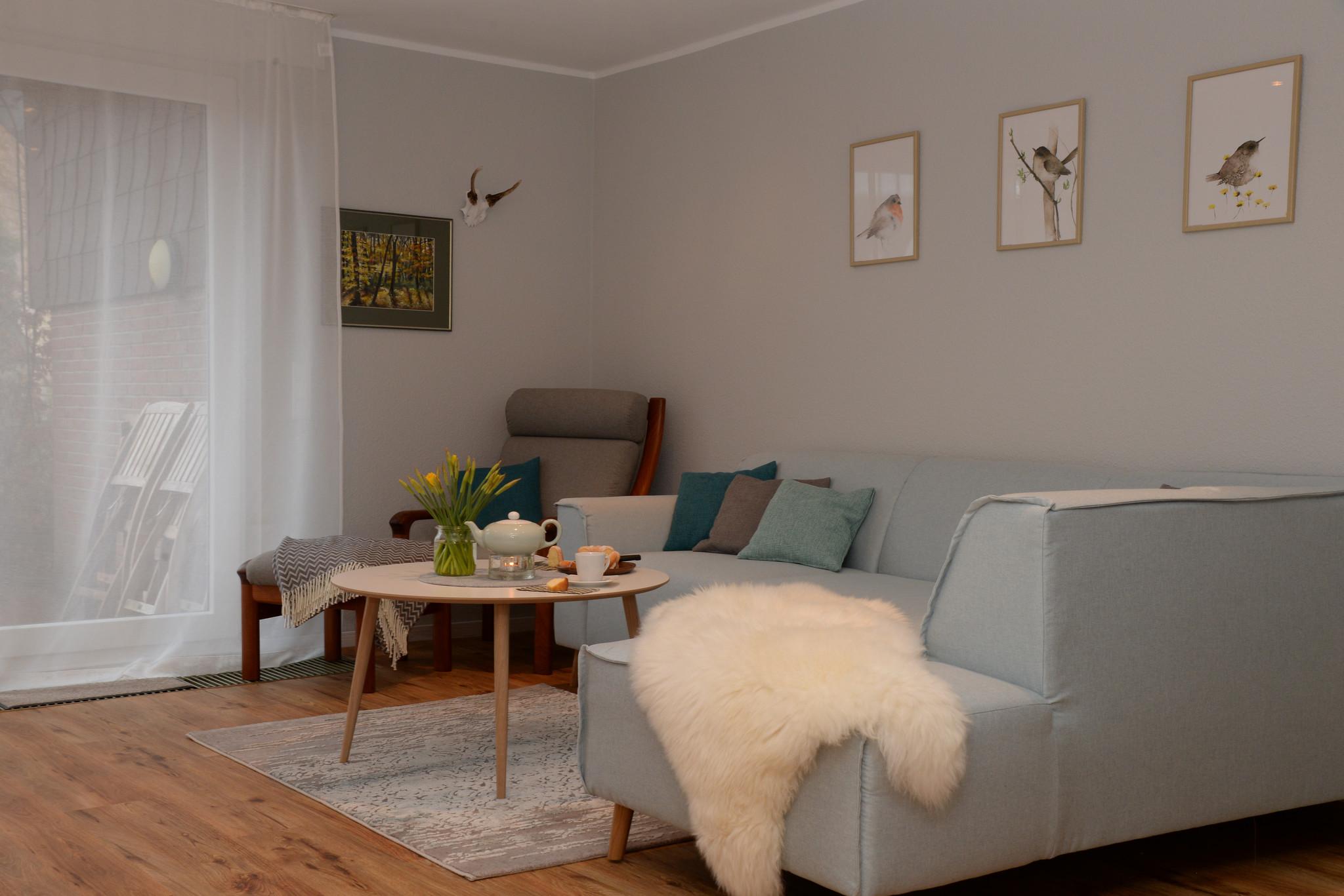 Wohnzimmer, parlors, salons